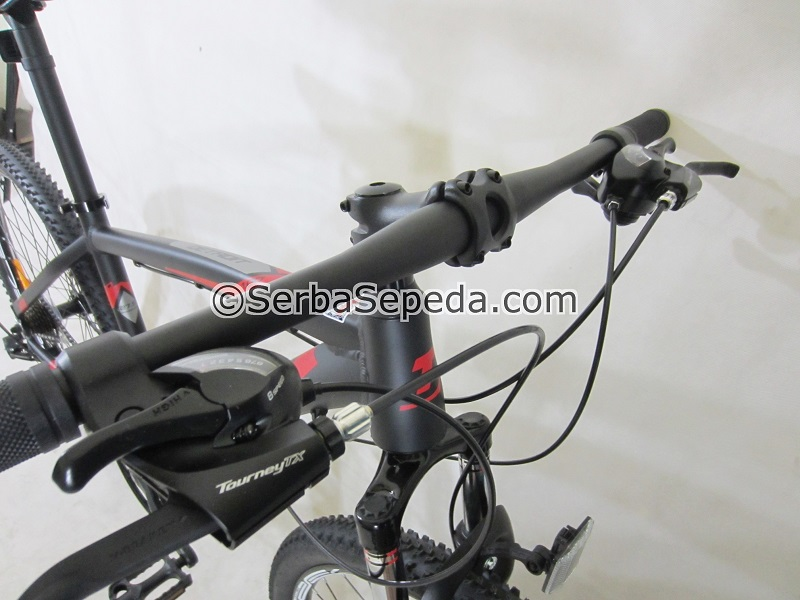 Sepeda MTB United Detroit 1 - stang