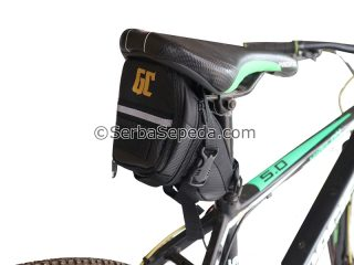 Tas bawah saddle great cycle (M)
