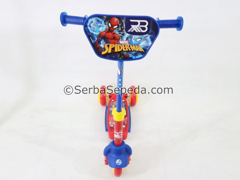kuter Spiderman 3 Roda 4