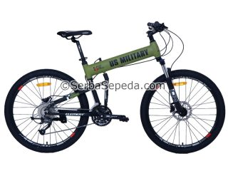 Sepeda Element US Military 26