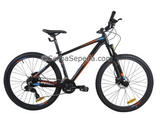 Sepeda Thrill Cleave 1.0 AH