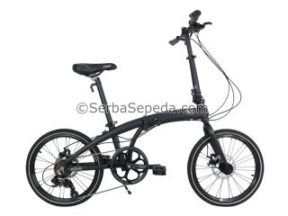 Sepeda Element Ecosmo 8 speed (1)