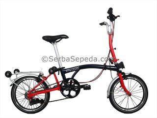 Sepeda Element pikes 8 speed 16 (1)